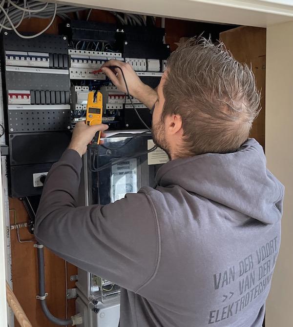 Elektrische installatie bedrijven particulieren vdvvdk